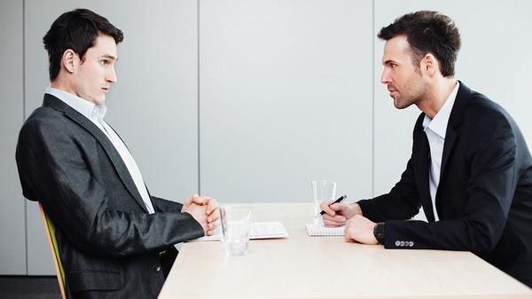 زبان بدن در مصاحبه شغلی
