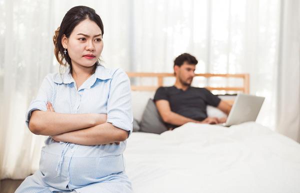 تغییر خلق وخو در بارداری