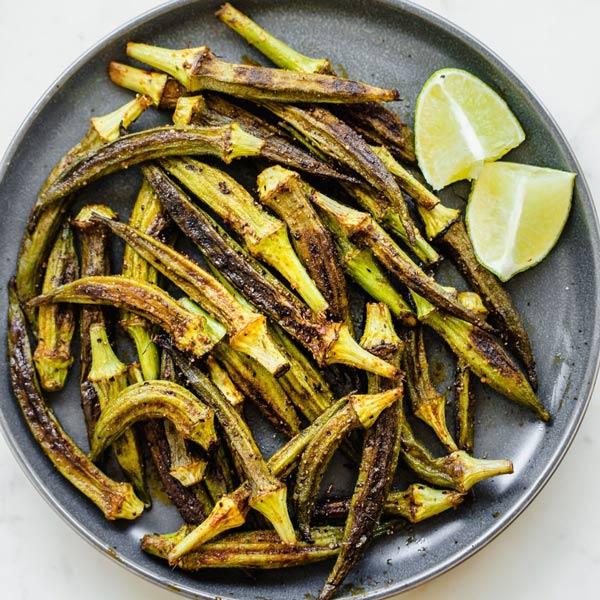 طرز تهیهبامیه کبابی