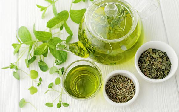 درمان آرتروز با چای سبز