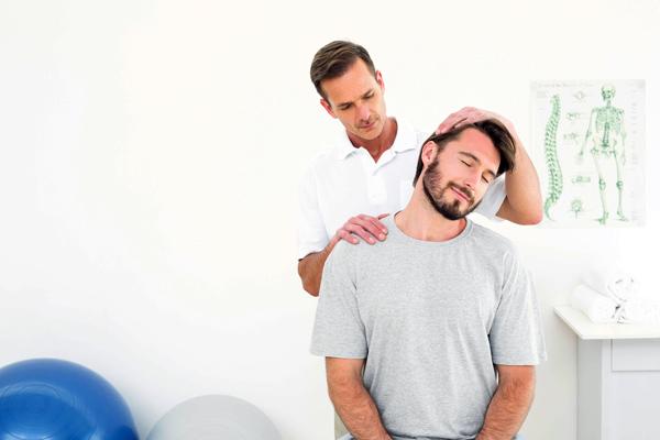 ورزش برای درد گردن