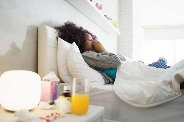 خوابآلودگی یا حالت خستگی ناشی از مصرف دارو
