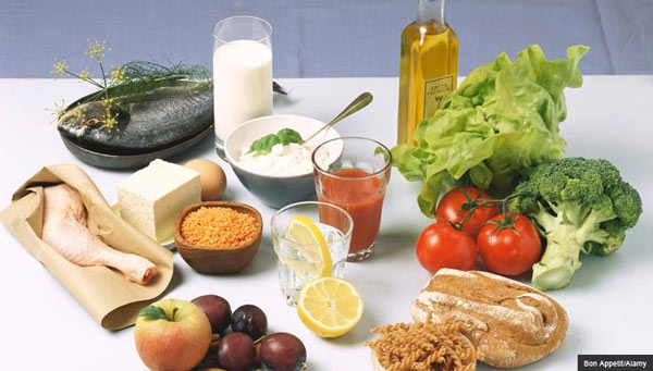 رژیم غذایی برای افراد دیابتی