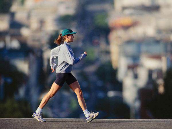 پیاده روی هرروز