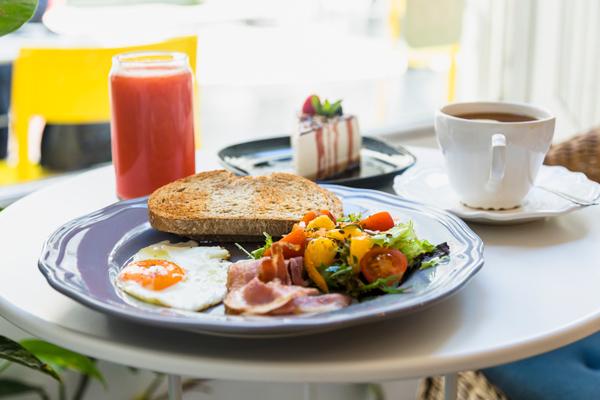 صبحانه سالم چیست