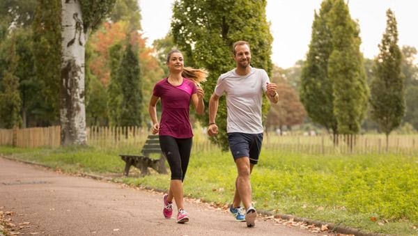 پیاده روی و لاغری ران