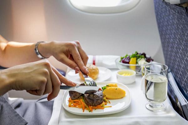 غذای مناسب مسافرت