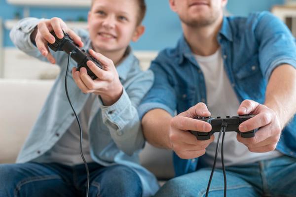 بازی کامپیوتری برای کودکان