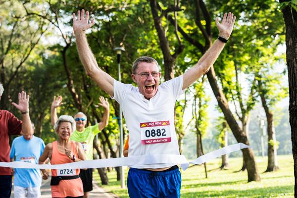 ورزش هوازی برای سالمندان