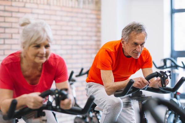 ورزشهای سالمندان