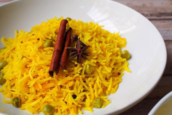 کاربرد زعفران در آشپزی
