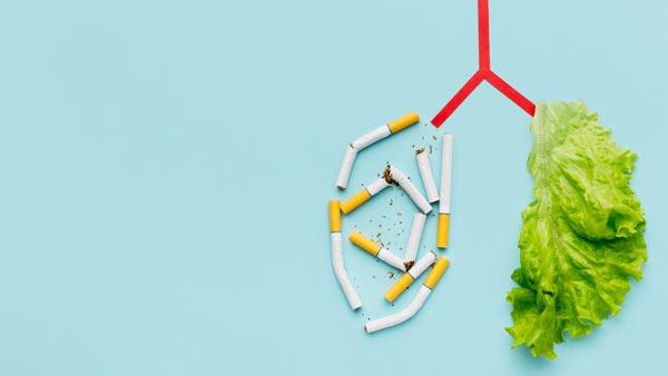 عوارض اعتیاد به سیگار و نیکوتین