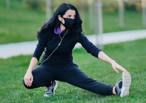 ورزش برای بیماران کرونایی