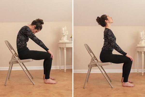 ورزش برای تسکین درد گردن
