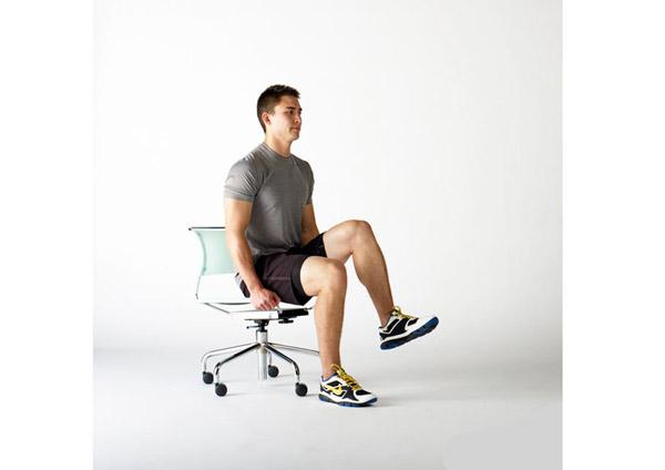 تمرینات ورزشی در محل کار