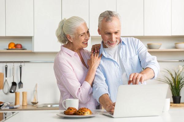 غذایی سالم برای سالمندان