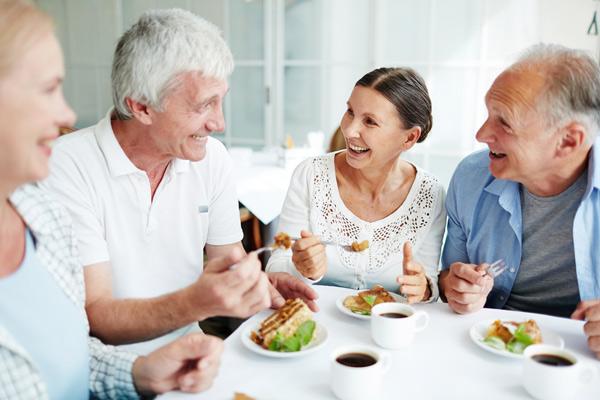 غذای سالم برای میانسالی
