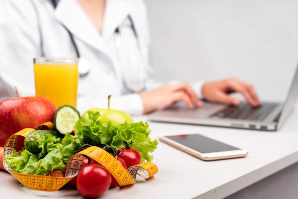 رژیم غذایی سالم لاغری در وعدههای غذایی