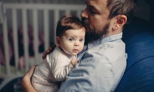 افسردگی بارداری در مردان