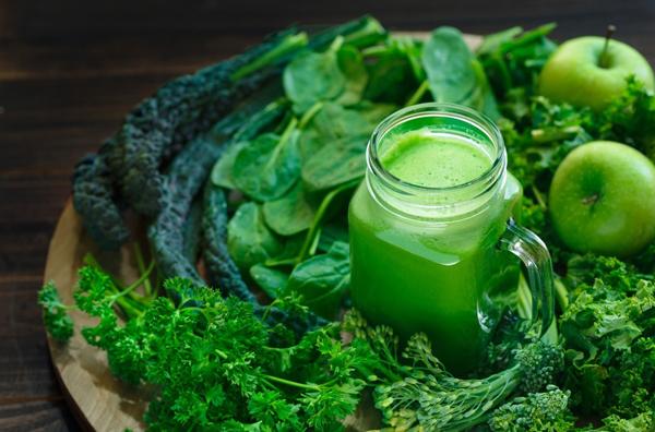 منابع غذایی ویتامین K