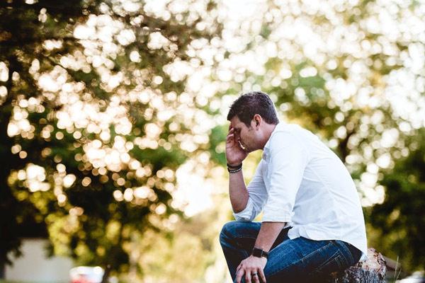 انواع افسردگی مردان