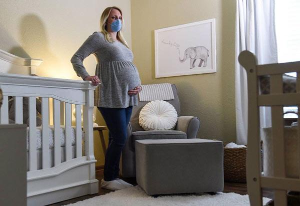 خطرات کرونا برای زنان باردار