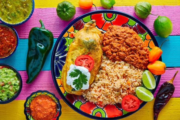 طرز تهیه بنیه فلفل سبز، یک غذای مکزیکی آسان