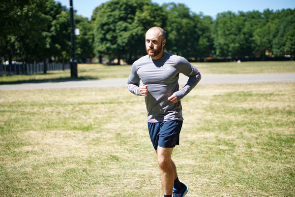کاهش استرس با دویدن