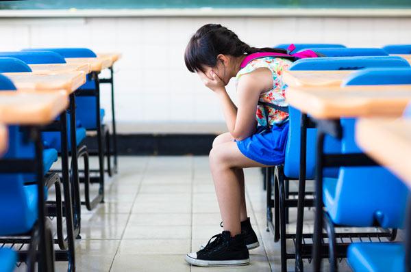 علل هراس کودک از مدرسه