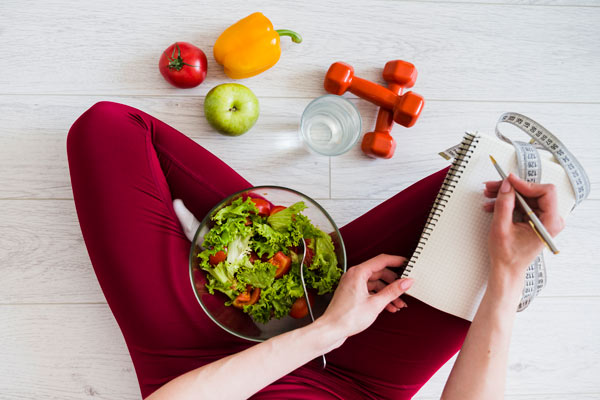 راههای تشخیص کمبود وزن