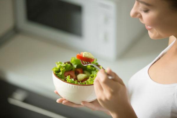 رژیم غذایی سالم برای چاقی کل بدن