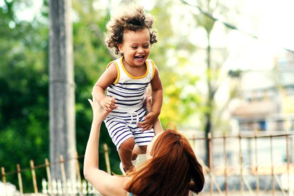 اهمیت ورزش کودک