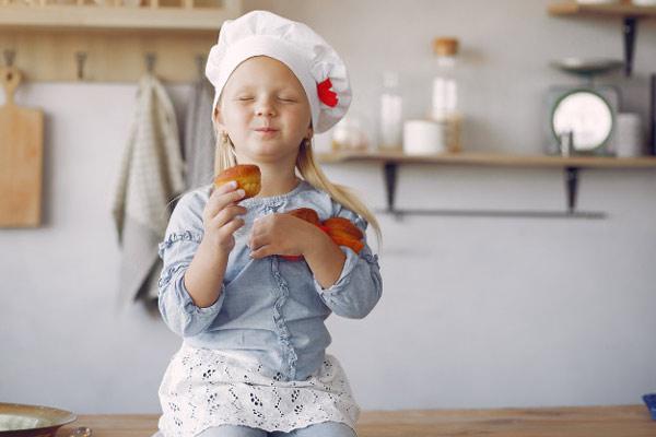 اصول صحیح تغذیه کودک