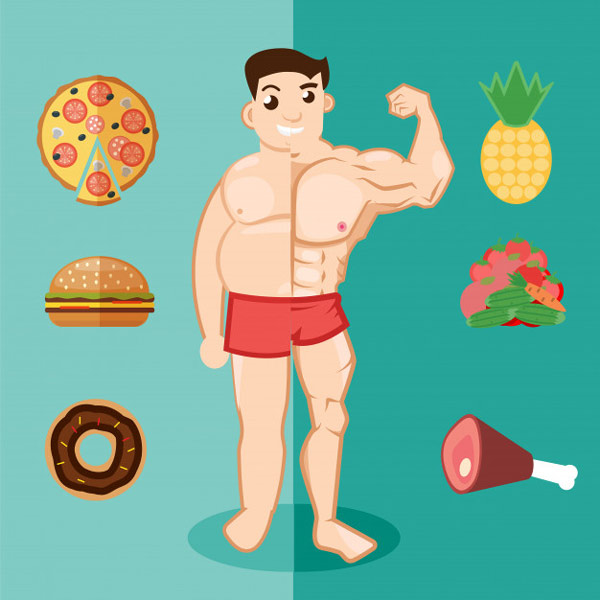 پیشگیری و درمان چاقی کودک