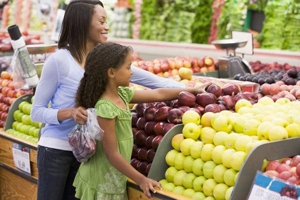 رژیم غذایی سالم برای لاغر شدن