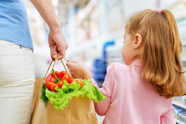 رژیم غذایی برای لاغر شدن کودک