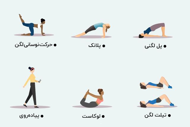ورزش یوگا بعد از زایمان