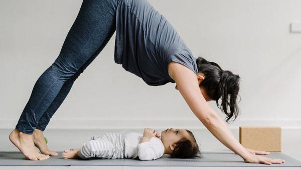مادر و کودک