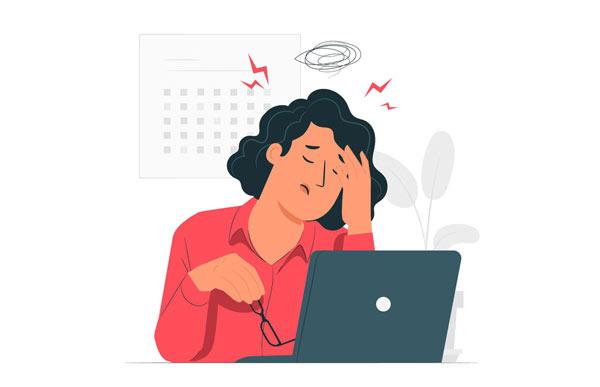 انواع سردرد اولیه