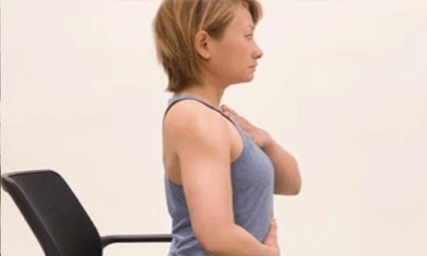 تنفس شکمی و تمرینات تنفسی برای کرونا