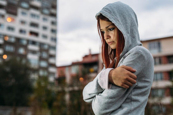 افسردگی بی دلیل و ناگهانی چیست