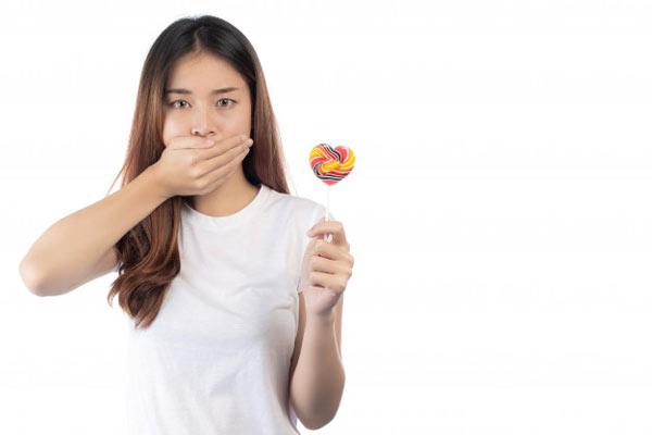 دیابت و بوی بد دهان