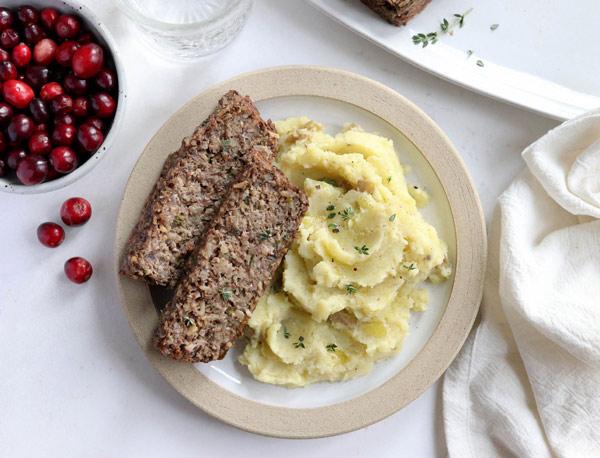 طرز تهیه غذای گیاهی خوشمزه با قارچ