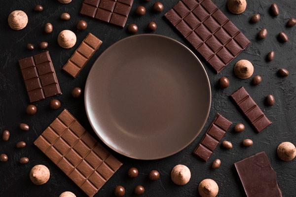 خواص شکلات تلخ برای بدن