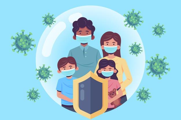 پیشگیری از کرونا و آنفلوآنزا