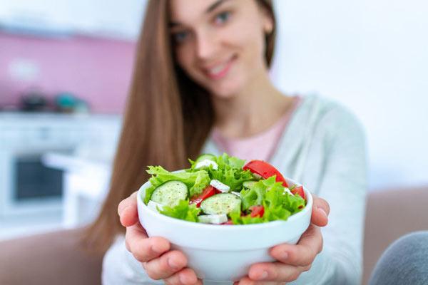 رژیم گیاهخواری برای لاغری