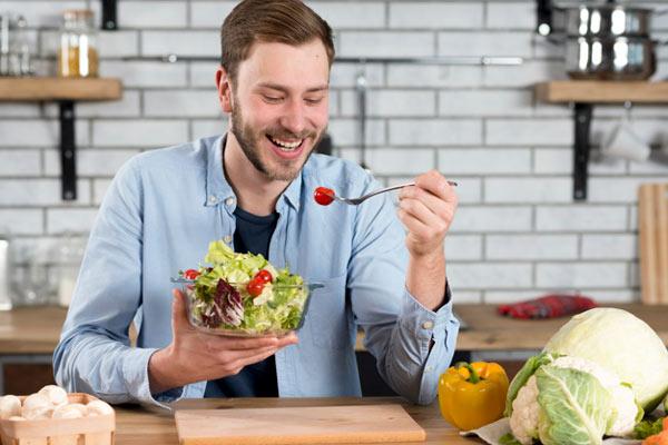 شاخص سیری در رژیم گیاهخواری