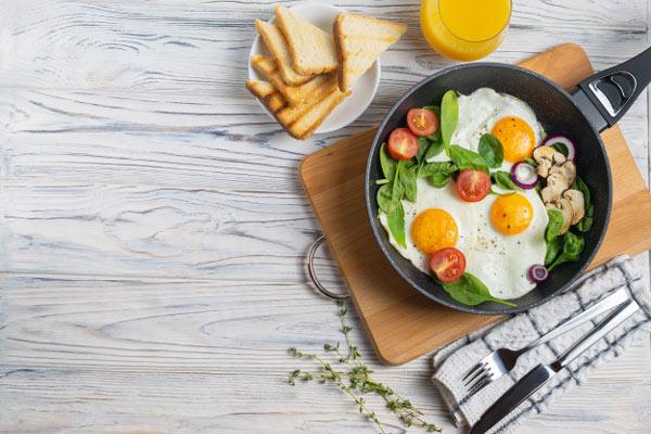 صبحانه سالم ومقوی با شاخص گلیسمی