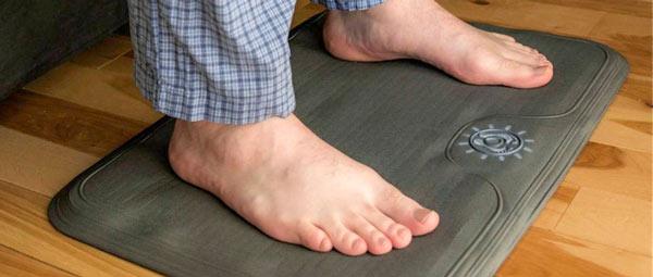 درمان خانگی و جلوگیری از زخم پای دیابتی