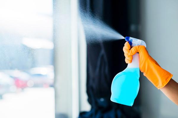 نحوه صحیح ضد عفونی محیط برای افراد مبتلا به آسم